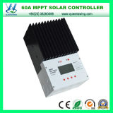 Smart High Efficiency MPPT 12/24/36/48V Solar Charger 60A Controller (QW-MT4860A)