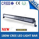 Dual Row CREE 180W LED Light Bar Offroad 4D