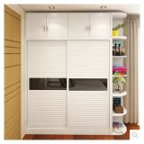 High Quality White Wardrobe with Many Storages