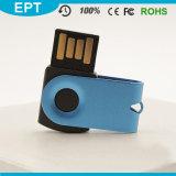 Mini Colorful Swivel UDP USB Flash Drive for Computer (EM024)