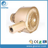 4kw Vacuum Producer Double Stage High Pressure Air Ring Blower