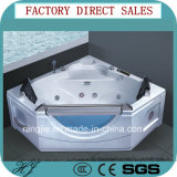 Hotel Bathroom Acrylic Massage Bathtub (514)