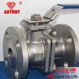 API Stainless Steel Floating 2PC Flanged Ball Valve