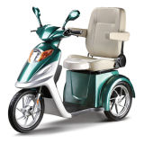 3 Wheel Handicapped Vehicle with 500W Brushless Motor