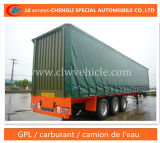 Side Rideau Semi-Remorque 35t (semi trailer)