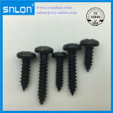 Black Phosphating Phillip Round Head Self Tapping Screw