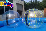 PVC Transparent Inflatable Water Balls with Durable Zipper