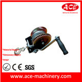 China Supplier SGS Audit 600 Lbs Hand Winch