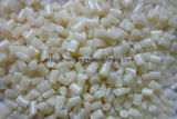 Pure White Color Virgin Plastic Material ABS Granules