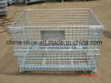 Stackable Foldable Wire Mesh Storage Cage (1200*1000*890)
