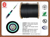 Outdoor 96 Core Optical Fiber Cable for Communication