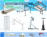 Outdoor Stage Roof Truss Design for Exhibition System