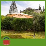 Sun Shade Offset Patio Customized Crank Garden Umbrella