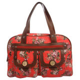 Colorful Printing Canvas Lady Bags