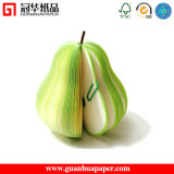 Factory Price Fruit Shape Sticky Note Memo Pad