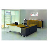 Premium MFC Fireproof Plywood Executive Desk (MG-057)