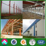 Steel Structure Porcelain Brick Wokshop / Factory in Algeria (XGZ-SSW 193)