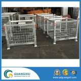 Welded Lifting Type Wire Mesh Container in Cargo & Storage Equipment