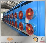 Batch off Cooler Hanging Rod Type Rubber Sheet Cooling Machine
