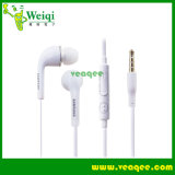 3.5mm Mobile Phone Stereo Handsfree Headset for Samsung S4, I9500 Earphone (WQHF052701)