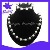 Tourmaline Fashion Jewelry Necklace&Bracelet Set (2015 Gus-Tmn-039)