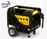 2kw-6kw Factory Sale Silent Gasoline Generator with Handles and Wheels