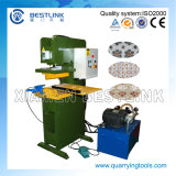 Hydraulic Stamping/Cutting Machine for Natural Stone/Slab