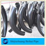 API 5L X42 Carbon Steel R=5D Smls Sch40 90deg Pipe Bend