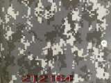 Nylon / Cotton Twill Military Camouflage Fabric