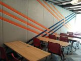 Fabric Face Partition Walls for Office, Meeting Room and Conference Hall