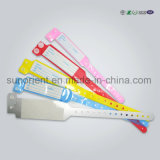 Wholesale Factory Price Hospital Vinyl Disposable Wristband