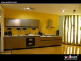 Welbom Best Selling Modern DuPont Lacquer Kitchen Furniture