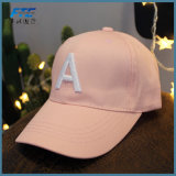 3D Promotion Embroidery Polo Baseball Cap with Metal Buckle