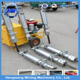 China Supply hydraulic Rock Splitter with Two Stone Splitter Gun