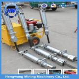 China Supply hydraulic Rock Splitter with Two Stone Splitter Gun