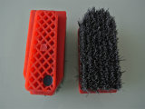 Steel Brush and Antique Brush Abrasive for Granite/Marble Polishing