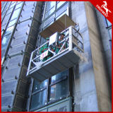 Building Cleaning Hoist Scaffolding Platform (ZLP100)
