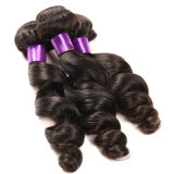 Brazilian Water Wave Virgin Hair 4 Bundles 7A Brazilian Curly Virgin Hair Human Hair Weave Alionly Brazilian Hair Weave Bundles