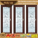 Aluminium Interior Casement Door for Engineering Projects