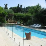 10mm Swimming Pool Glass Fence with AS/NZS2206: 1996