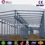 Durable Steel Frame Metal Workshop Building (SS-192)