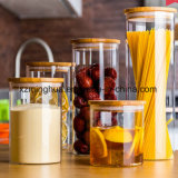 Borosilicate Glass Tube Storage Bottle