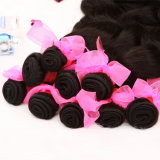 100% Natural Brazilian Hair Weaving Virgin Remy Human Hair