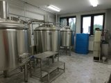 Chinese Best Quality Mashing Tank Beer Boiling Tank Beer Fermentation Tank with 20 Years Experienced Polishing Workers