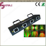 Four Head Red and Green Laser Lighting (HJ-006)
