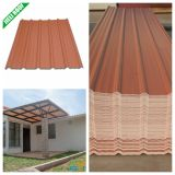 Sound Absorption and Heat Insulation UPVC Roofing Sheet