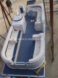 High Quality Aluminum Pontoon Boat