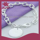 2015 Cpb-007 Newest Fashion 925 Silver Bracelet Wholesale