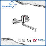 Single Handle Bath Faucet with ss Long Spout (AF1984-2A)