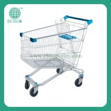 Grocery Metal Supermarket Shopping Cart Trolley